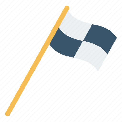 flag, football, sign, soccer, sport icon