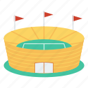 arena, game, ground, sport, stadium icon