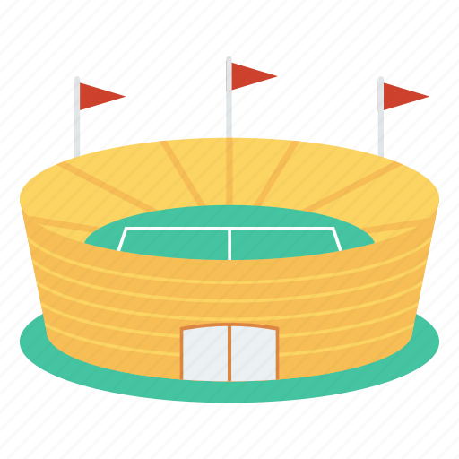 arena, game, ground, sport, stadium icon