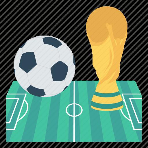 award, champion, soccer, trophy, winner icon