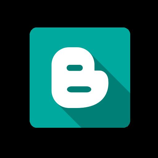blog, blogger, social icon