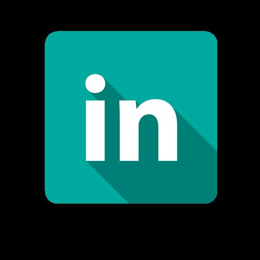 in, linked, linkedin, social icon
