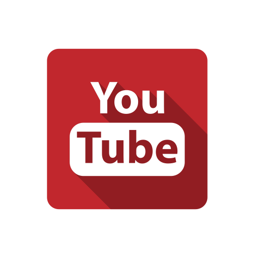 Youtube, play, video, social icon - Free download