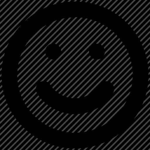 Emoticon, face, grin, happy, smile, smiley, social icon - Download on Iconfinder