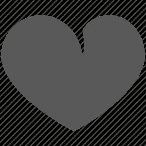 heart, heart shape, like, love, social icon