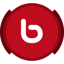 bebo, internet, social, web icon