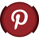 pinboard, pinterest, social icon