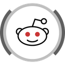 forum, reddit, social icon