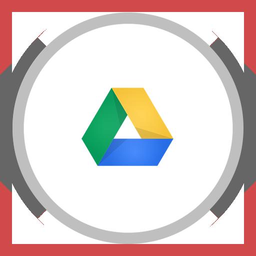 drive, google, storage icon
