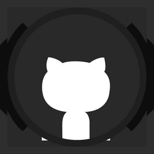 code, github, repository, social icon