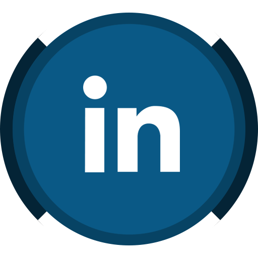 in, job, linked, social, work icon