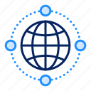 connect, global, network