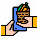 online, retail, shopping, store, supermarket
