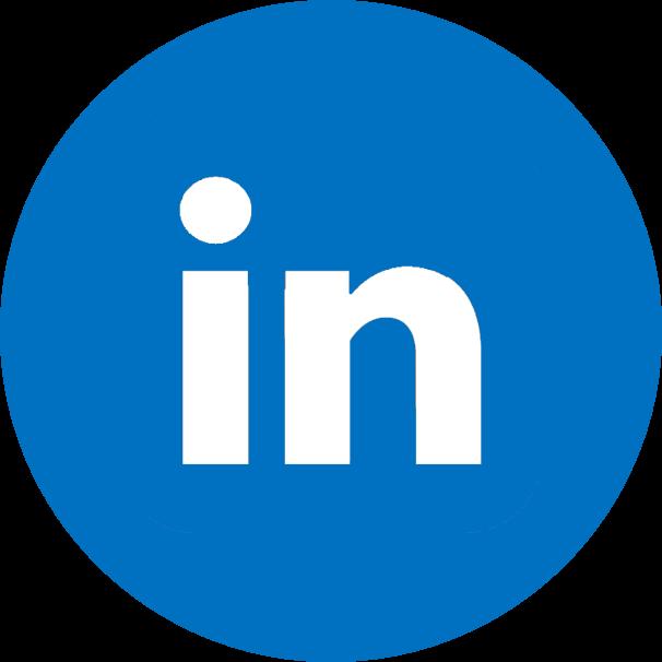 Blue linkedin, linkedin, linkedin logo icon