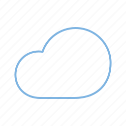 cloud, icloud, storage, weather icon