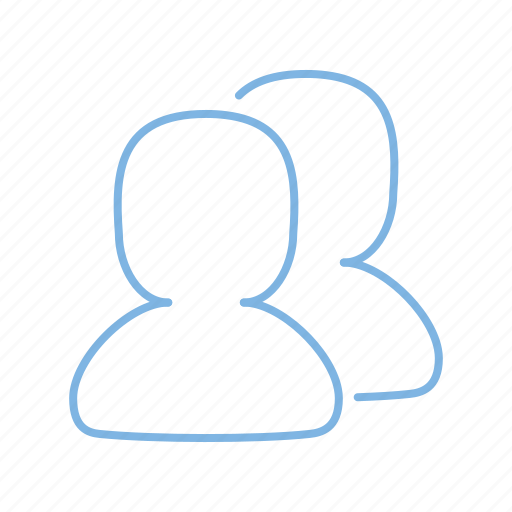 customers, forum, friends, group, peoples, team, users icon