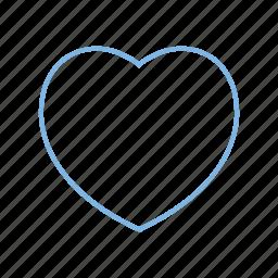 favorite, favorites, heart, like, love icon