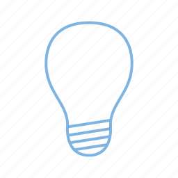 bulb, electric, hint, idea, lamp icon
