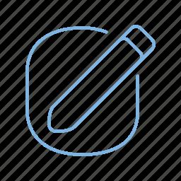 design, draw, edit, pen, pencil, sign, write icon