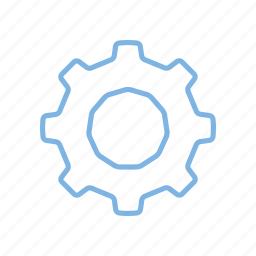 gear, help, options, preferences, settings icon