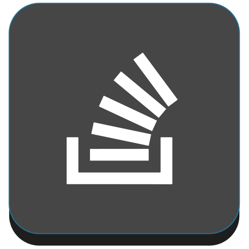 Media, social, stackoverflow icon - Free download