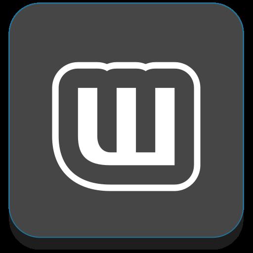 media, social, wattpad icon