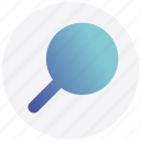 find friend, magnifier, magnify glass, search icon