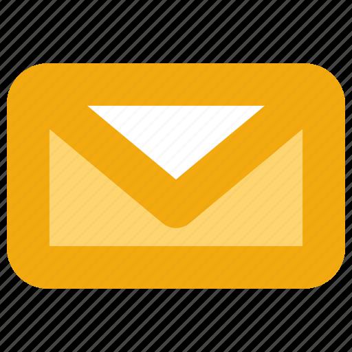 Email, envelope, letter, message icon - Download on Iconfinder