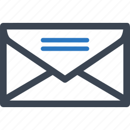 contact us, email, envelope, letter, message icon