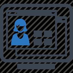 avatar, internet, profile, user icon