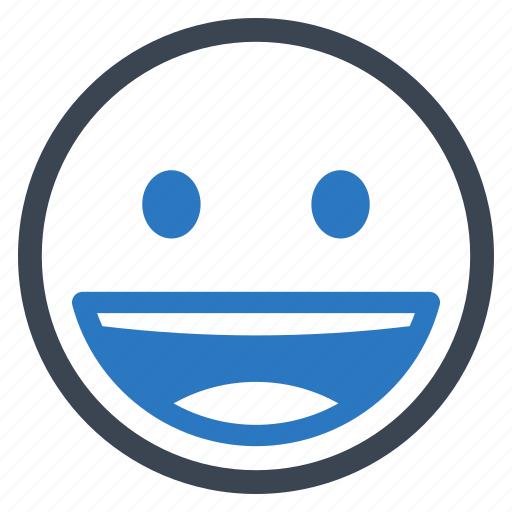 emoticon, smiley face icon