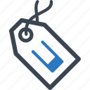 label, tag friend icon