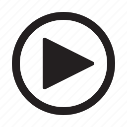 multimedia, play, share music icon