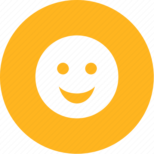 emoji, face, happy, laughing, smile icon