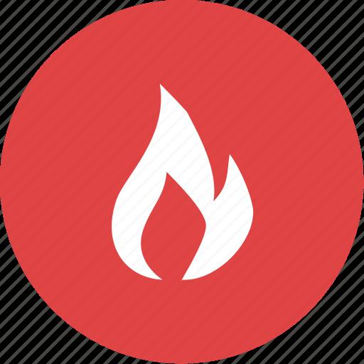 burn, fire, flame, heat, hot icon