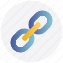 chain, connect, hyperlink icon