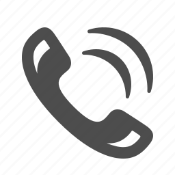 communication, handset, phone, ringing, telephone, wireless icon