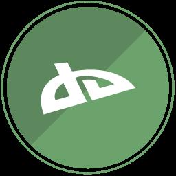 connection, devianart, logo, network icon