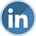 business, job, linkedin, marketing, network, professional, social icon