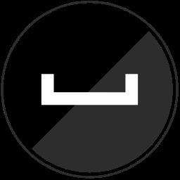 myspace, photos, space icon