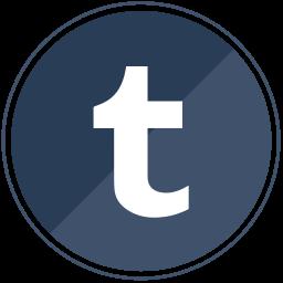 media, tumble, tumbler, tumblr icon