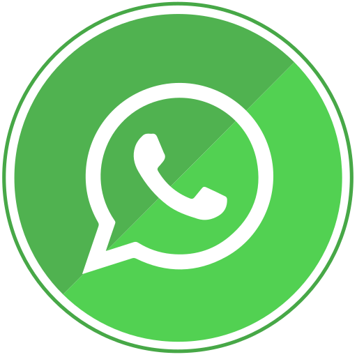 App, chat, message, send, share, talk, whatsapp icon