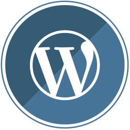 blog, blogging, cms, internet, web, wordpress, wp icon