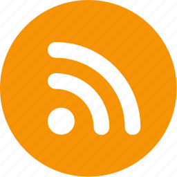 blog, feed, internet, news, rss, subscribe icon