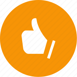 approve, favorite, hand, like, thumbs, up, vote icon