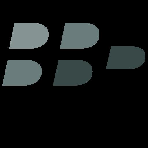 blackberry, interface, logo icon