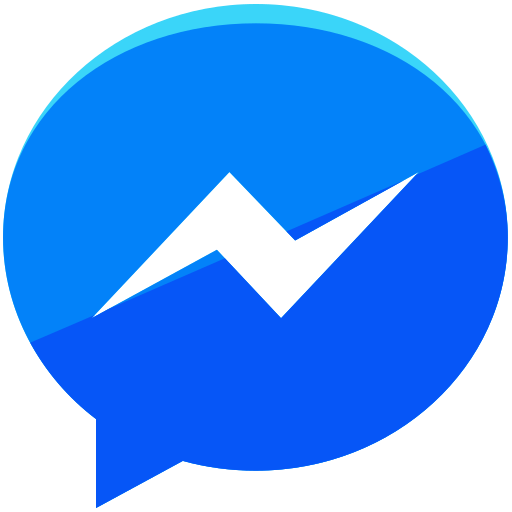 communication, facebook, media, messenger, network, social icon