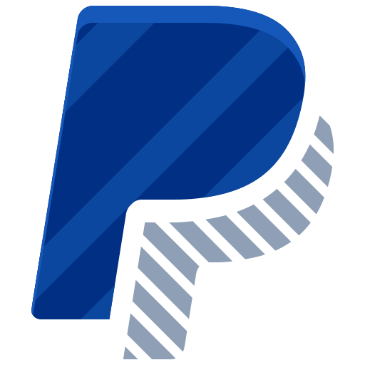 logo, payment, paypal icon