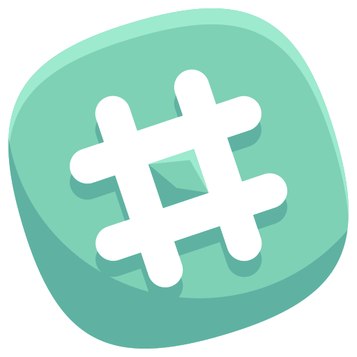 Hashtag, media, social icon - Free download on Iconfinder