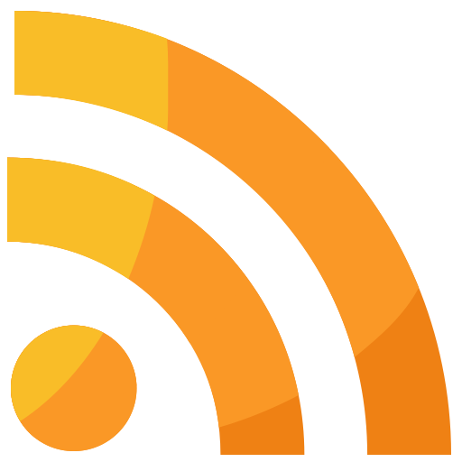 media, network, news, online, rss, social, subscribe icon